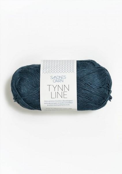 Tynn Line Dunkelblau