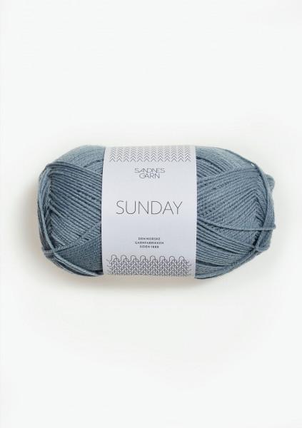SUNDAY Isblå Fb. 6501