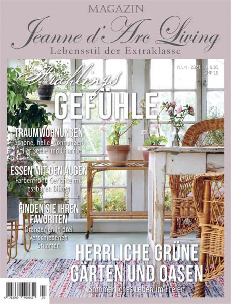 Jeanne d*Arc Living Magazin 04/2021