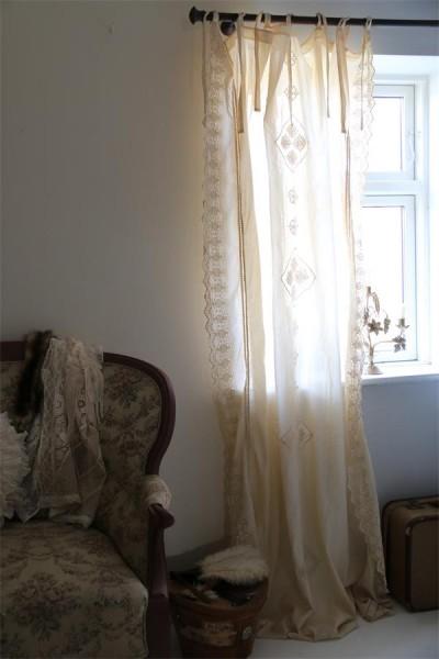 Vorhang tea color