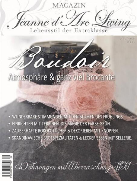 JDL Magazin 02/2016