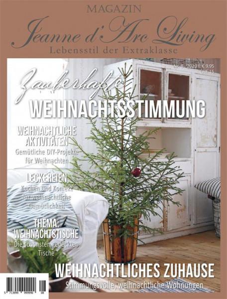 Jeanne d'Arc Living Magazin 08/2020