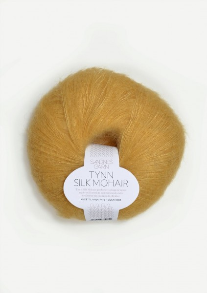 Tynn Silk Mohair Stragul
