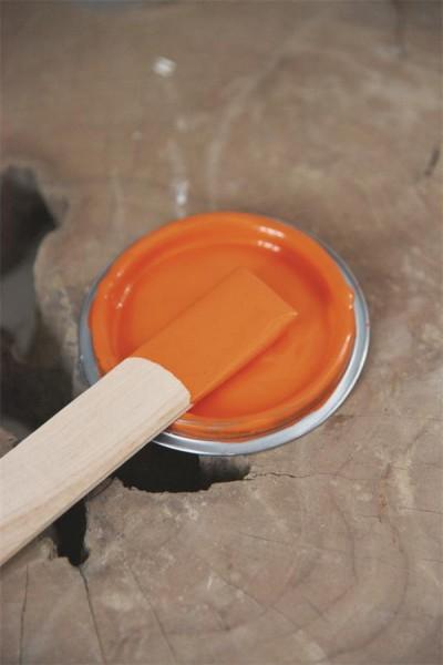 Vintage Paint Bright Orange 700 ml