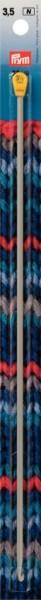 Prym Tunesische Häkelnadel 3,5 mm x L 30 cm