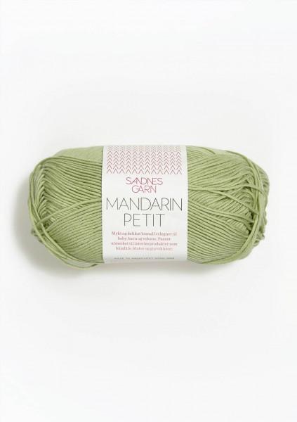 Mandarin Petit Hellgrün