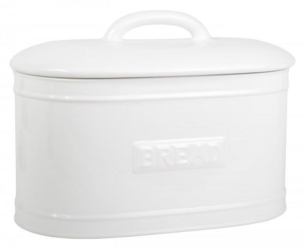 Brotbox Keramik oval