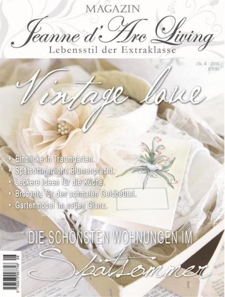 Jeanne d'Arc Living Magazin 08/2016