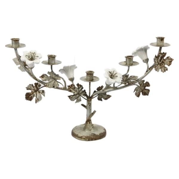 Kerzenständer 5-armig
