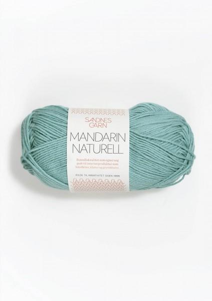 Mandarin Naturell Türkis