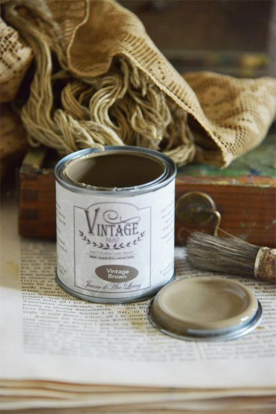 Vintage Paint Vintage Brown 100 ml