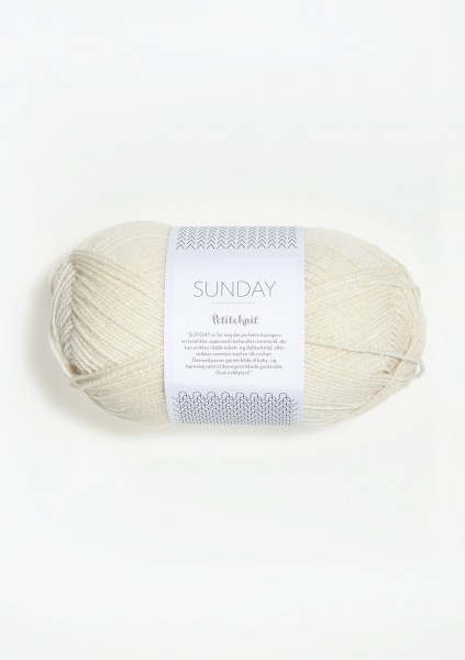 SUNDAY PetiteKnit Wipped Cream