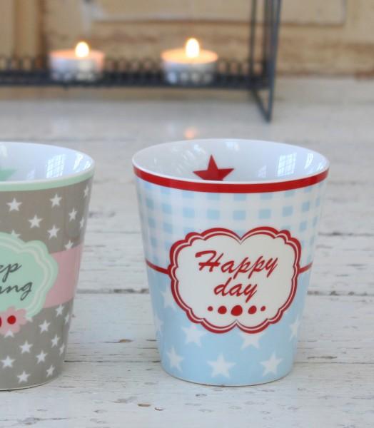 """Happy Mug """"Happy Day"""""""