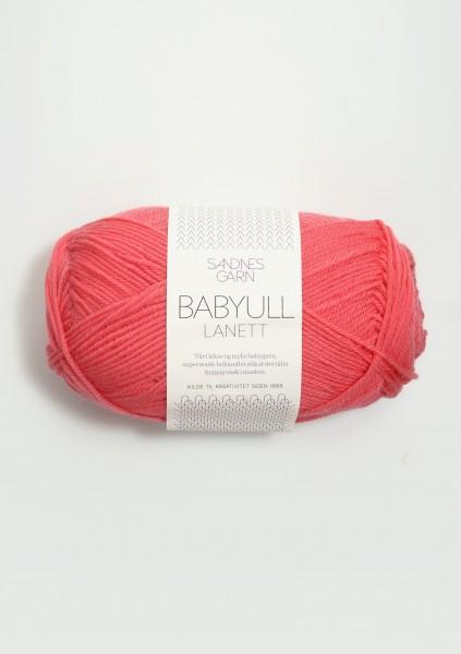Babyull Lanett Koralle