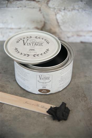 "Vintage Antique Wax ""Brown"" 300 ml"
