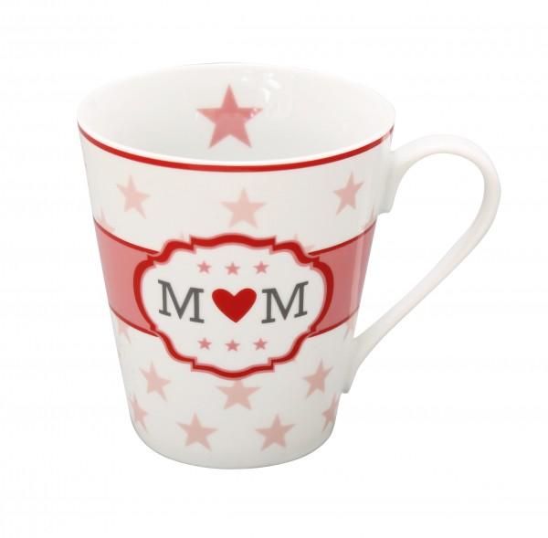 """Happy Mug """"Mom"""" mit Henkel"""