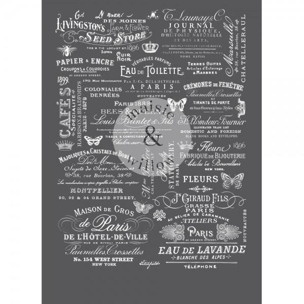 Maisie & Willows Transferfolie Delightful Labels