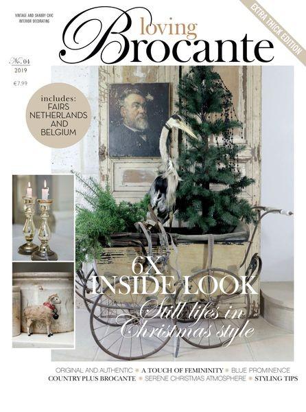 Loving Brocante Magazin ABO 04/2019 - 03/2020