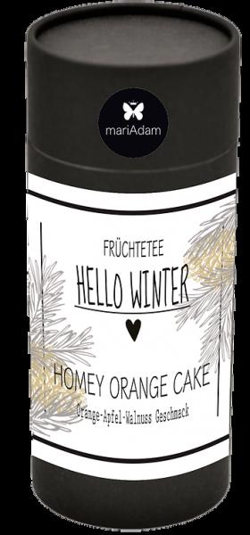 Homey Orange Cake