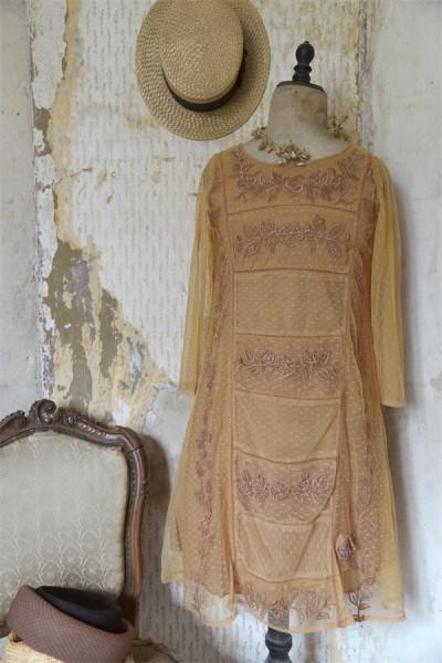 Kleid Faded Brocante Gr. L