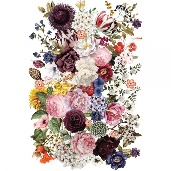 Transferfolie Vintage Wondrous Floral