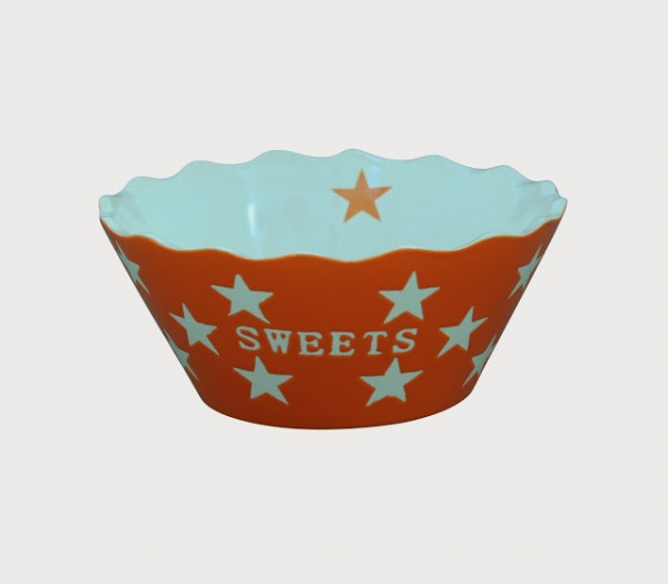 "Happy Stars ""Sweets"" orange"