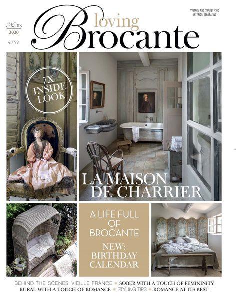ABO Liefde voor Brocante Magazin 03/2020 - 02/2021