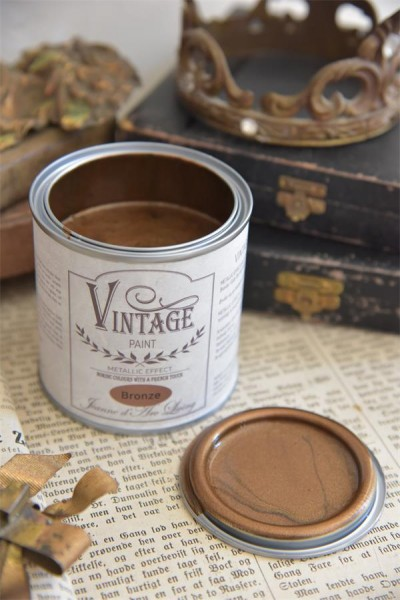 Vintage Paint Bronze Metallic 200 ml