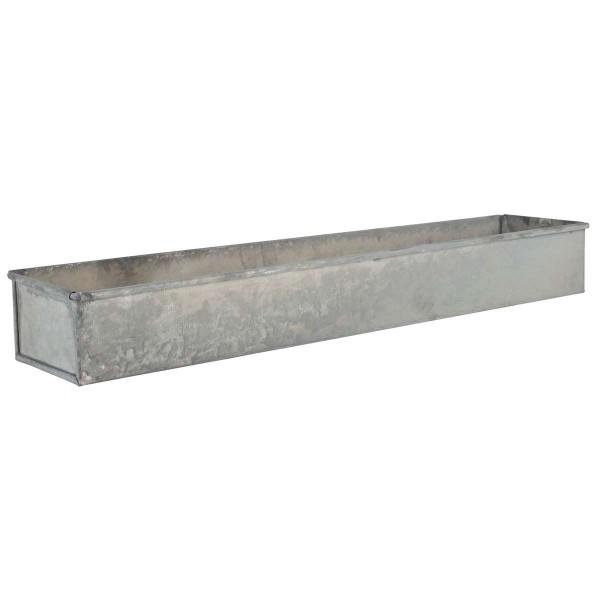 Tablett aus Metall