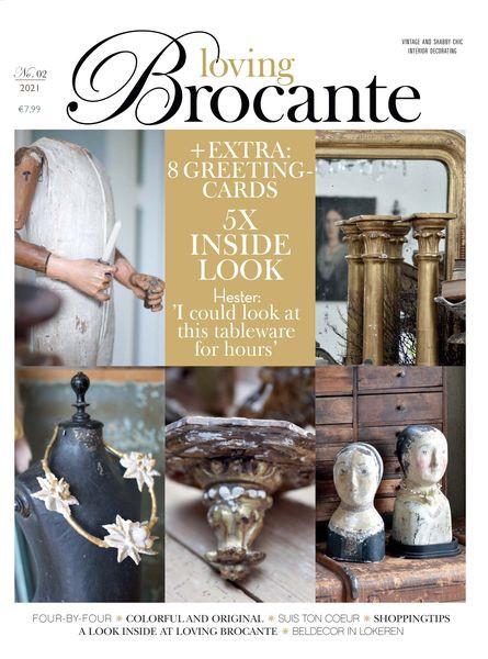 ABO Liefde voor Brocante 02/2021 - 01/2022