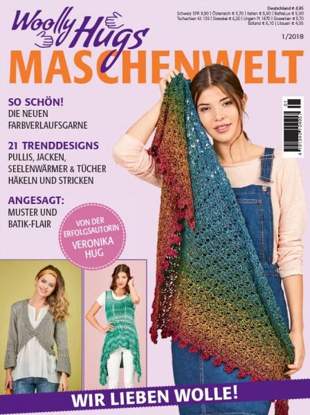 Woolly Hugs Maschenwelt 01/2018