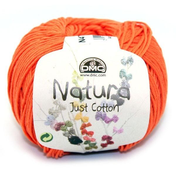 """Natura Just Cotton """"safran"""""""