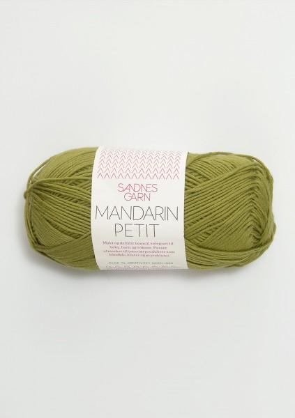 Mandarin Petit Olivengrün
