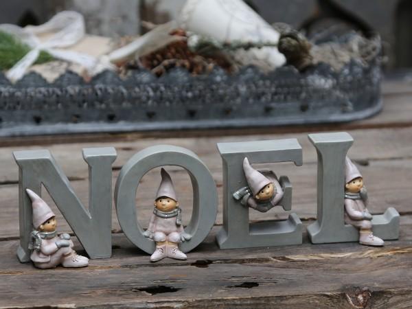 Vintage NOEL Buchstaben (Set)