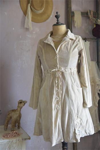 Jacke linen color Gr. M