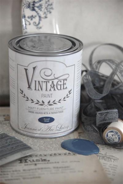 Vintage Paint Royal Blue 700 ml