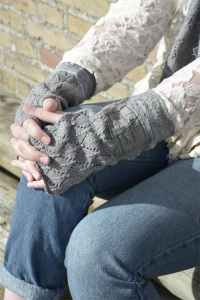 Wrist Warmer grey