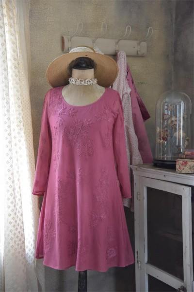 Kleid Devoted Feelings vintage red Gr. XL
