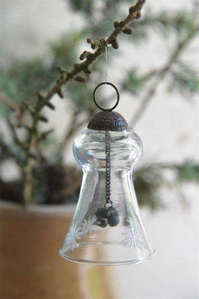 Weihnachtsschmuck Glocke
