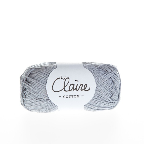 byClaire Nr. 1 cotton Light Grey