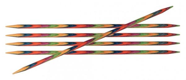 KnitPro Symfonie Holznadelspiel 4,50 mm x 20 cm