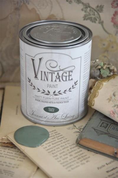 Vintage Paint Dusty Olive 700 ml