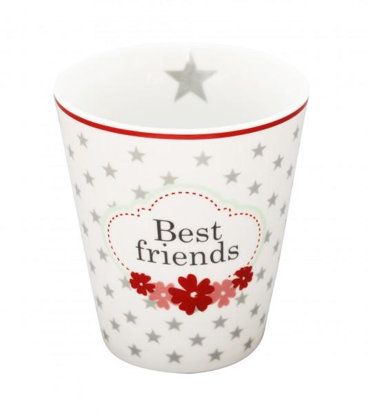 "Happy Mug ""Best friends"""