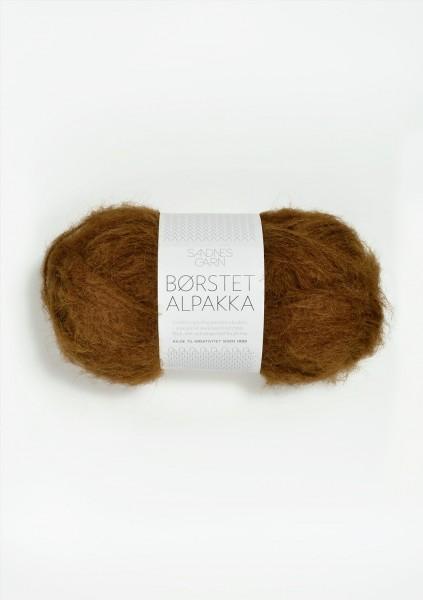 Borstet Alpakka Gyllenbrunn Fb. 2564