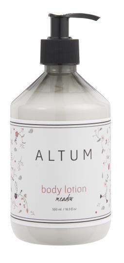 Bodylotion ALTUM Meadow 500ml