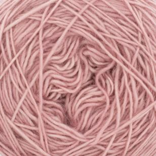 Merino Single Lace solids Fb. Faded Rose