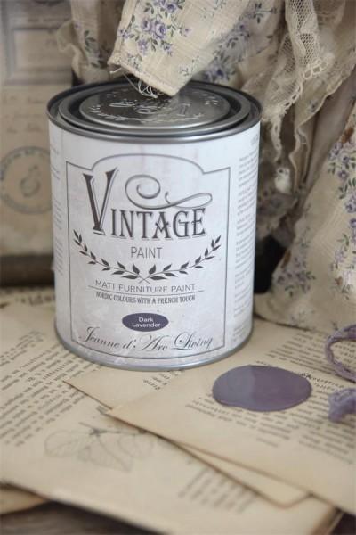 Vintage Paint Dark Lavender 700 ml