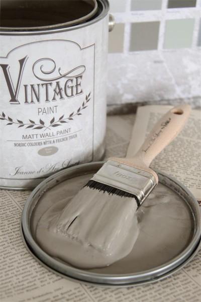 Vintage Paint Wandfarbe Warm Latte