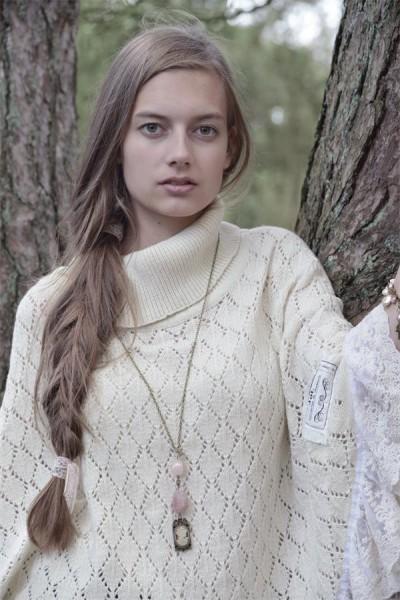 Halskette Graceful Vintage