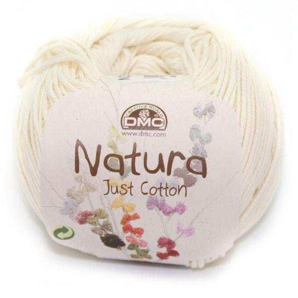 """Natura Just Cotton """"nacar"""""""